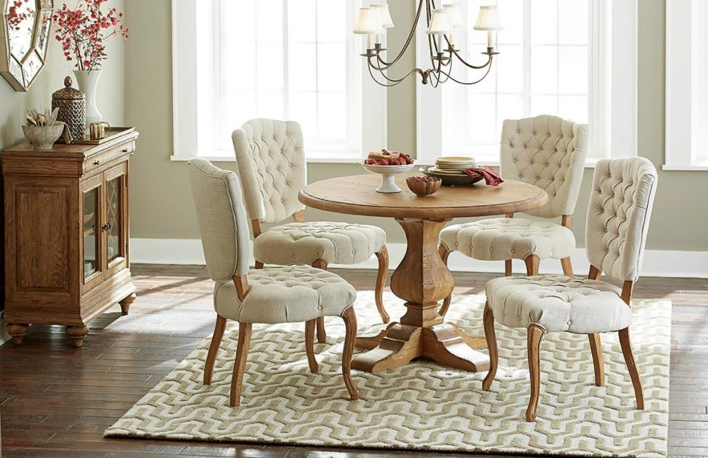 Stylish Dining Tables For Small Spaces E F Brannon Furniture