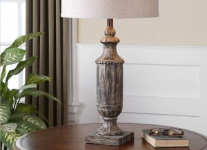 Agliano Lamp by Uttermost