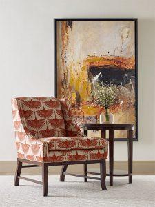 Ann Arbor Chair by Kincaid Living Room Furniture Chattanooga