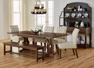Artisan & Post Dining by Vaughan-Bassett Chattanooga Dining Room Furniture