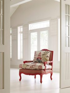 Bordeaux Chair by Kincaid Living Room Furniture Chattanooga