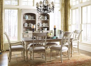 Canterbury Table by Kincaid Chattanooga Dining Room Furniture