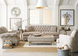 Carillon Sofa by Kincaid Living Room Furniture Chattanooga