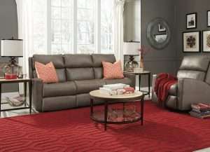 Catalina Sofa by Flexsteel Living Room Furniture Chattanooga