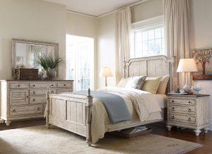 Cornsilk Weatherford Bedroom by Kincaid Bedroom Furniture Chattanooga TN