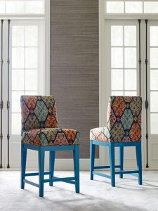 Custom Stools by Kincaid Living Room Furniture Chattanooga
