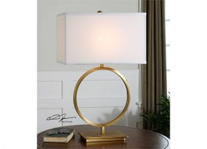 Duara Lamp by Uttermost