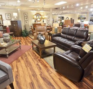Brands carried at EF Brannon Chattanooga furniture warehouse