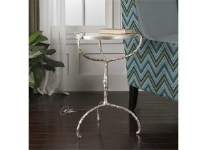 Halcion Accent Table by Uttermost