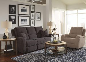 Hammond Sofa by Flexsteel Living Room Furniture Chattanooga