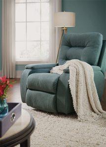 Kerrie Recliner by Flexsteel Living Room Furniture Chattanooga