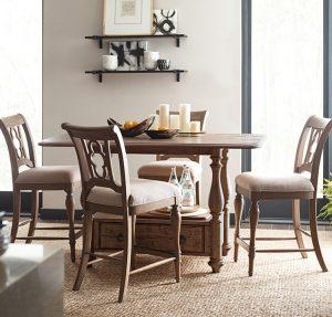 Kincaid high dining table