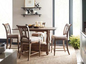 Kincaid Weatherford dining table