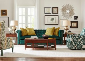 Kingston Sofa by Kincaid Living Room Furniture Chattanooga