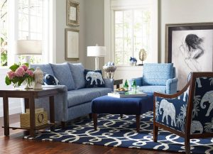 Modern Select Collection by Kincaid Living Room Furniture Chattanooga