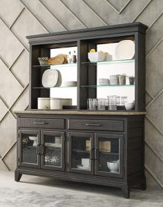 Plank Road Rockland Buffet Hutch by Kincaid Chattanooga Dining Room Furniture