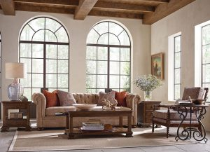 Portolone Living Room Tables by Kincaid Living Room Furniture Chattanooga