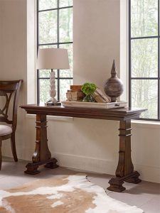 Portolone Sofa Table by Kincaid Living Room Furniture Chattanooga