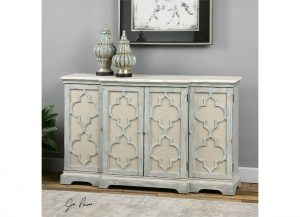 Sopie Cabinet by Uttermost