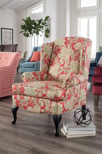 Sylvia Chair by Best Living Room Furniture Chattanooga