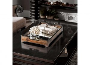 Sylvie Tray by Uttermost