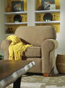 Thornton Chair by Flexsteel Living Room Furniture Chattanooga