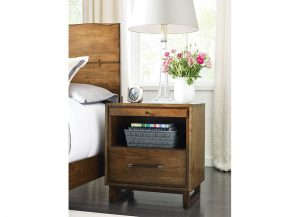 Traverse Cabinetmaker Nightstand by Kincaid Bedroom Furniture Chattanooga TN