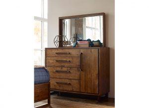 Traverse Millwright Dresser by Kincaid Bedroom Furniture Chattanooga TN