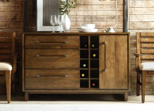 Traverse Wine Server by Kincaid Chattanooga Dining Room Furniture