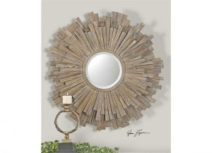 Vermundo Mirror by Uttermost