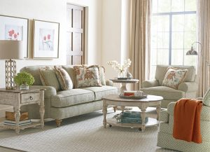 Weatherford Tables by Kincaid Living Room Furniture Chattanooga