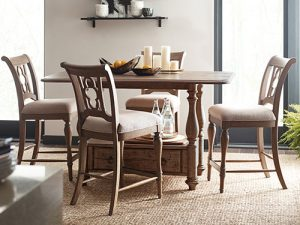 Kincaid dining room furniture at our furniture warehouse in Chattanooga TN