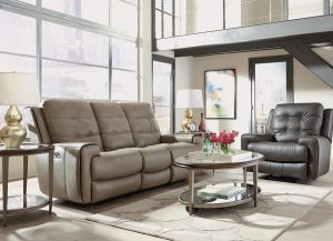Wicklow Sofa by Flexsteel Living Room Furniture Chattanooga