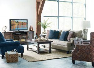 Wildfire Living Room Tables by Kincaid Living Room Furniture Chattanooga