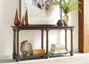 Wildfire Sofa Table by Kincaid Living Room Furniture Chattanooga