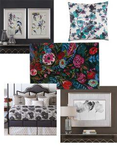 Interior Design Florals