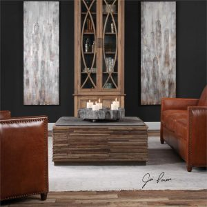 rustic Uttermost furniture