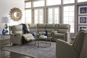 sectional sofa Flexsteel