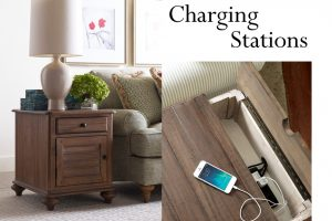 Furniture Charging Stations