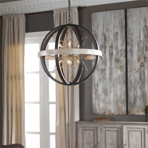shake up decorating style Uttermost lighting