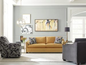 stylish living rooms in Chattanooga