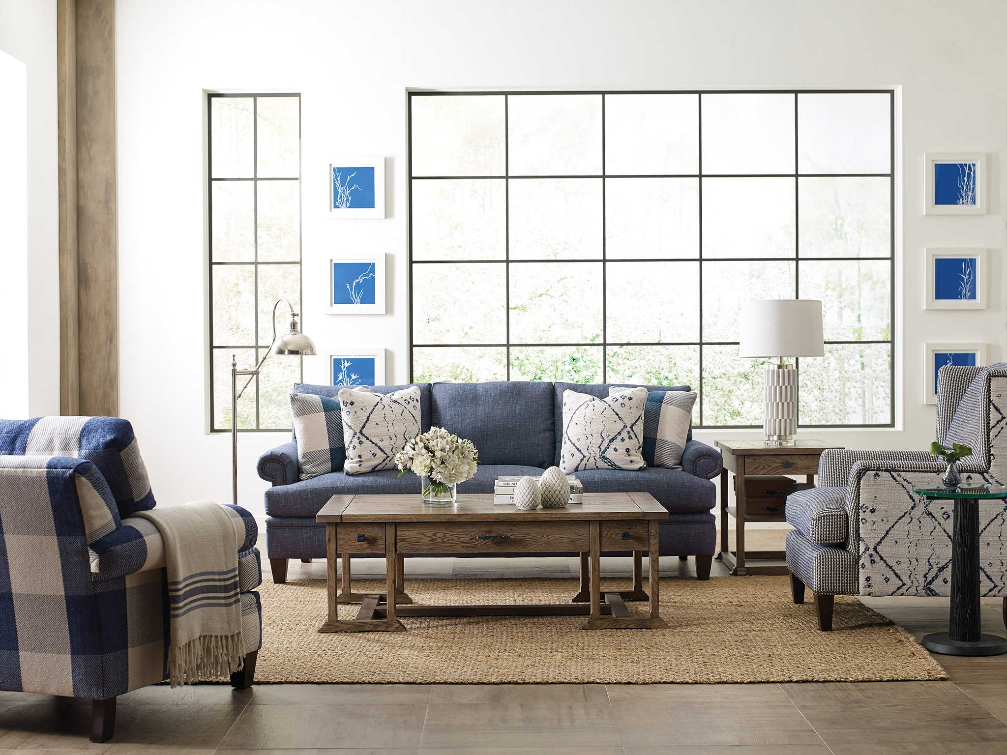 How To Use Accent Chairs E F Brannon, Living Room Accent
