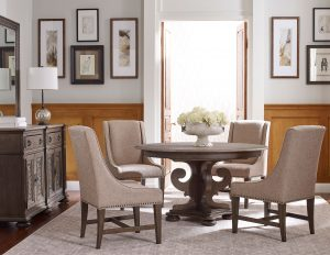 Create a Designer Dining Space from Chattanooga furniture store
