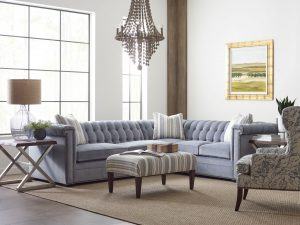 decorate with tufted furniture in Chattanooga