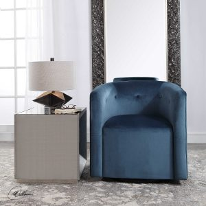 create reading nook at Chattanooga furniture store