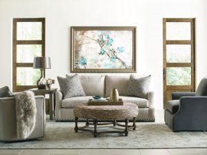 Chattanooga Living Room Furniture custom sofa by Kincaid