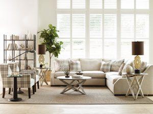 Cozy Chattanooga Living Room Kincaid Furniture