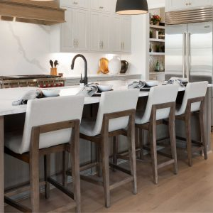 Instantly update your Chattanooga kitchen with cool bar stools that are fun and functional statement pieces.