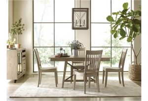 Make sure your dining room table choose is the appropriate size for your Chattanooga dining room space.