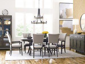 Make sure you find some flow with your DIY interior design projects in your Chattanooga home. Pull colors and design elements from one room to the next, so nothing looks disjointed.